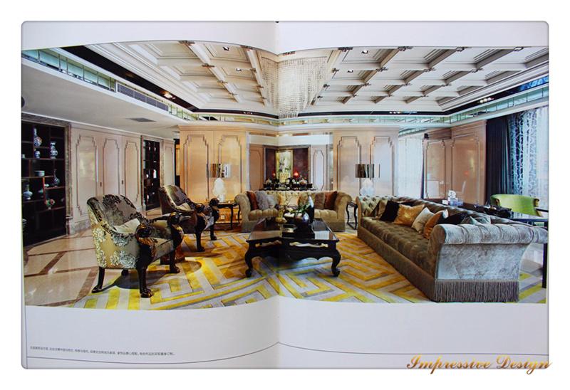 9787538191998邱德光 新装饰主义 2 星河湾新中式东方禅意风格别墅图片