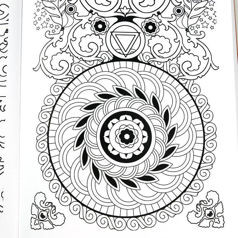 鸟涂色素材可打印
