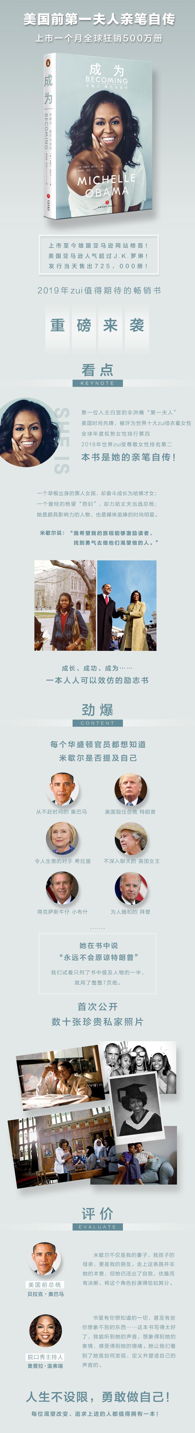 [PDF电子书]成为becoming:米歇尔·奥巴马自传